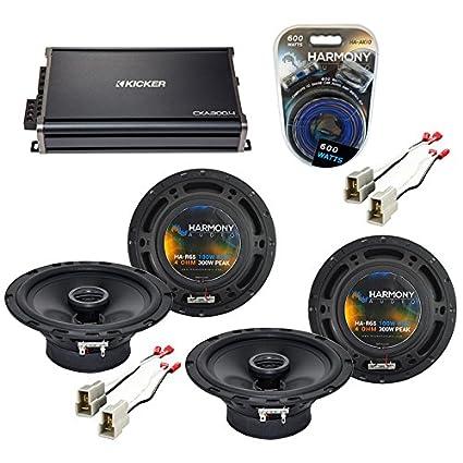 Amazon com: Fits Suzuki Swift 1995-2001 Factory Speaker