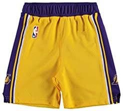 Outerstuff Los Angeles Lakers Yellow Tod...