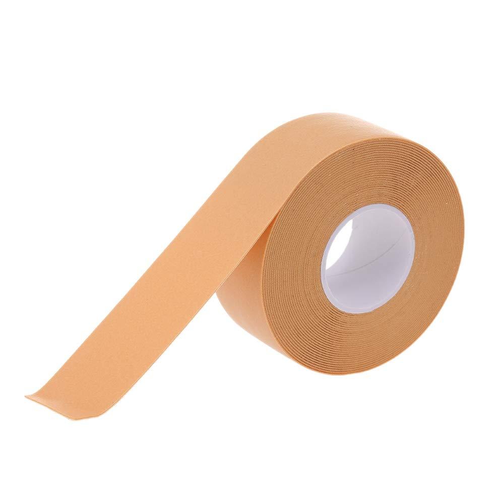 1 Roll Moleskin Feet Tape Heel Sticker Waterproof Wear-Resistant for Men Women Anti-Slip Insole Sticker Foot Health Care