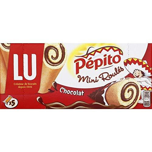 Pépito - Bizcocho relleno Au Chocolat - 150G - Lote de 3 - Precio por unidad - entrega rápida: Amazon.es: Alimentación y bebidas