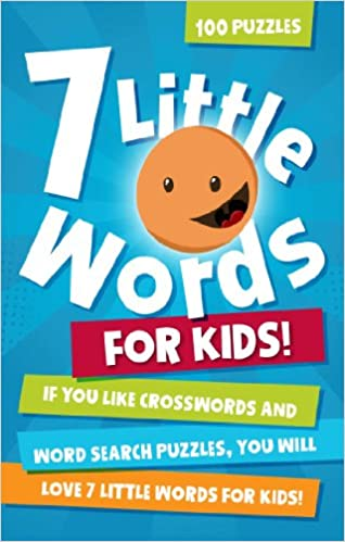 7 Little Words for Kids: 100 Puzzles: Blue Ox Technologies Ltd ...