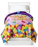 King Candy Crush Comforter, Twin