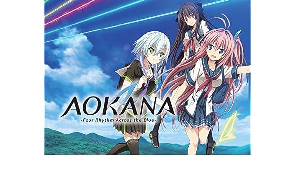 Amazoncom Watch Aokana Four Rhythm Across The Blue