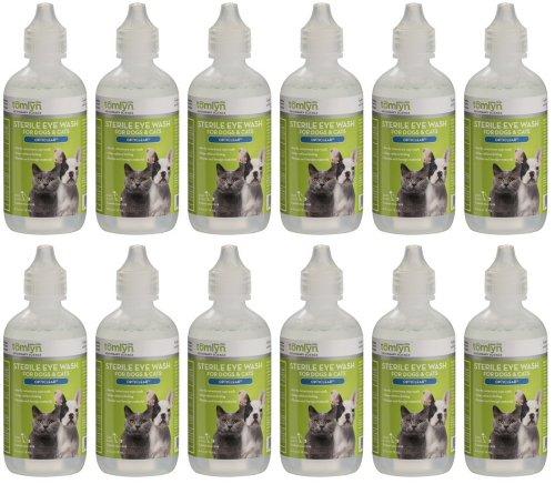 Tomlyn Opticlear Eye Wash Cats & Dogs 48oz (12 x 4oz) by Tom Lyn