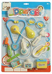 Ztoys Doctor Accessories Set For Unisex, Multi Color
