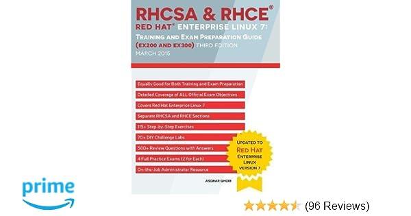 ASGHAR GHORI RHCSA PDF