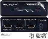 Key Digital KD-2x1CSK HDMI Switcher