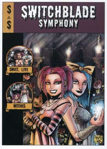Switchblade Symphony - Sweet Live Witches by Cleopatra