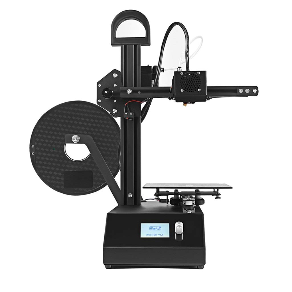 Impresora 3D, Alta Precisión Talla Grande 150 * 150 * 200 Mm ...
