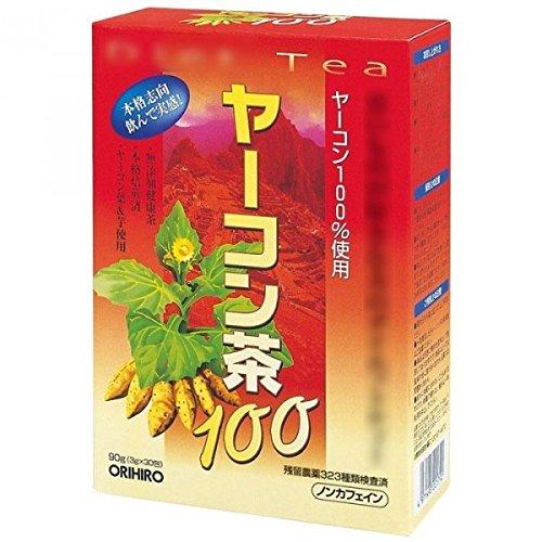 オリヒロ ヤーコン茶100