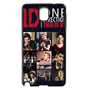 One Direction Music and Singer Series Custom Cover Case for Samsung Galaxy Note 3 Niall Zayn Louis Liam Harry - This is Us by ruishername