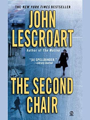 book cover of The Second Chair