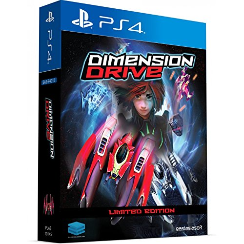 DIMENSION DRIVE [LIMITED EDITION] PS4