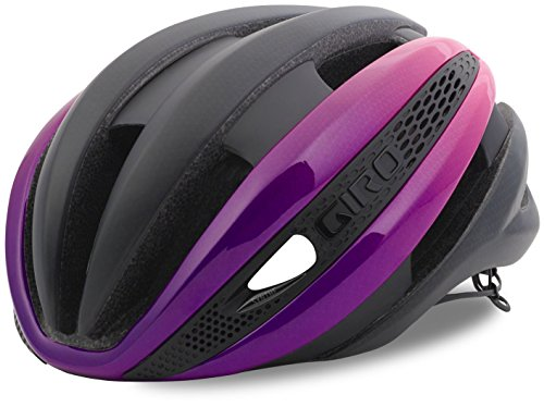 Giro-Synthe-MIPS-Bike-Helmet-Matte-BlackBright-Pink-Medium