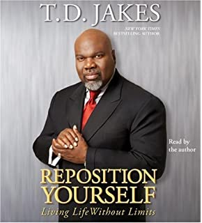 Woman thou art loosed t d jakes 9780768427080 amazon books reposition yourself living life without limits 5 cd set fandeluxe Image collections