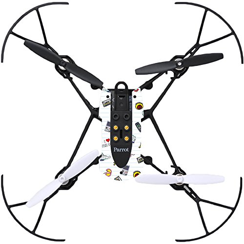 mightyskins-protective-vinyl-skin-decal-for-parrot-mambo-drone-quadcopter-wrap-cover-sticker-skins-l