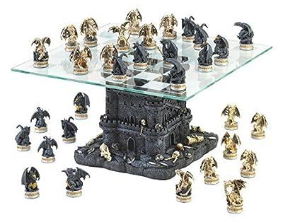 VERDUGO GIFT Ultimate Dragon Chess Set by VERDUGO GIFT