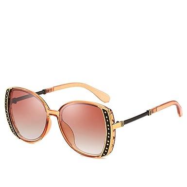 Gafas De Sol Polarizadas Para Mujer Con Gafas De Sol De Cara ...