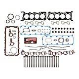 #5: Evergreen FSHB8-21115 Full Gasket Set Head Bolt