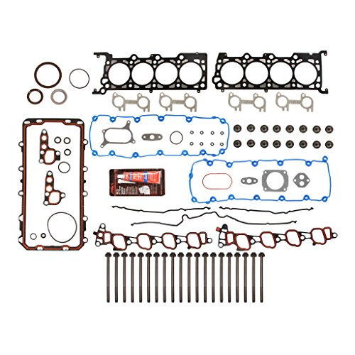 Evergreen FSHB8-21115 Full Gasket Set Head Bolt ()
