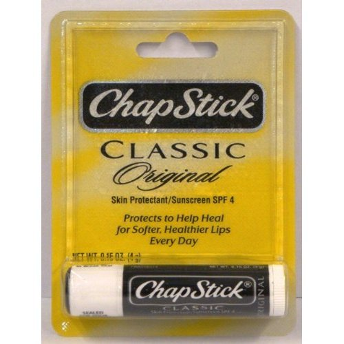 ChapStick Classic Original Skin Protectant / Sunscreen SPF 4