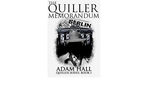 The Quiller Memorandum (English Edition) eBook: Adam Hall ...