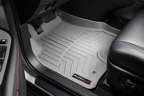 Grey WeatherTech Custom Fit Front FloorLiner for Select Chevrolet Cobalt//Pontiac G5 Models
