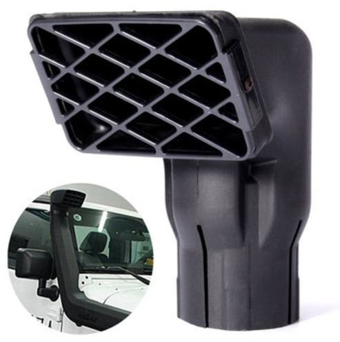 3inch Universal Fit Off Road Replacement Mudding Snorkel Head Air Intake by - Guide Intake