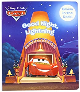 Good night lightnin rh disney 9780736429764 amazon books altavistaventures Images