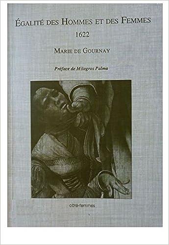 Read Online Egalité des hommes et des femmes pdf epub