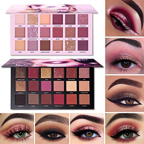 ColourPop Pressed powder eyeshadow palette - Yes, Please
