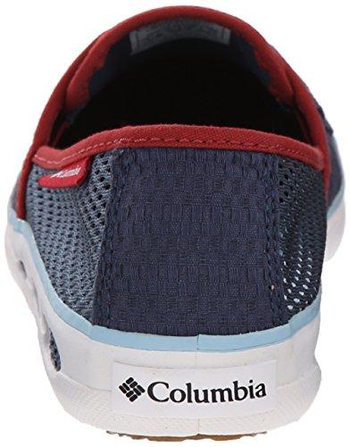 Columbia Kvinners Vulc N Ventilere Bombie Tilfeldig Sko Hval / Himmelen Blå