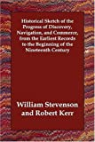 Historical Sketch of the Progress of Dis, William Stevenson, 1406830437