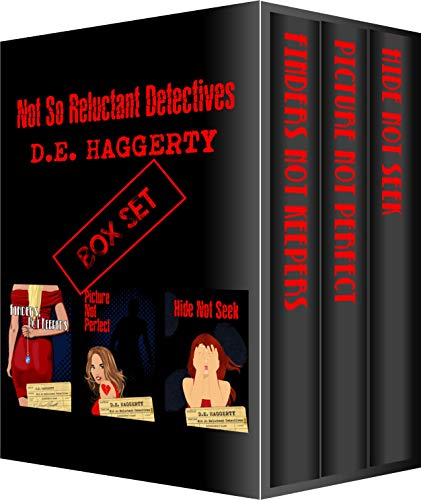 The Not So Reluctant Detective Series by [Haggerty, D.E.]