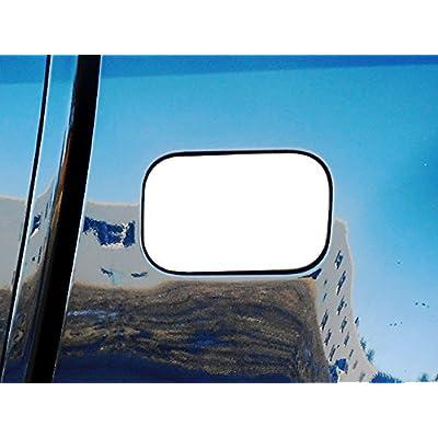 QAA fits 2015-2020 Chevrolet Colorado 1 Piece Stainless Gas Door Cover Trim GC55150: Automotive