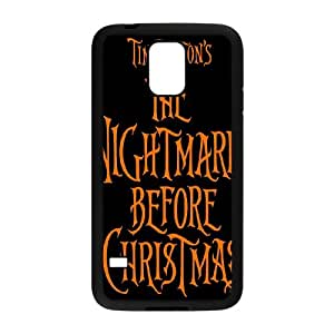 The Nightmare Before Christmas Samsung Galaxy S5 SV TPU Cases Covers