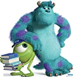 Mike and Sulley - Disney Pixar Monsters University Lifesize Cardboard Standup
