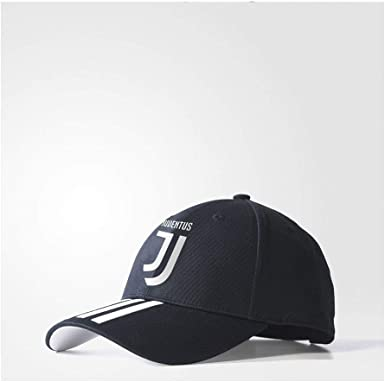 adidas Juve 3S Gorra Juventus de Tenis, Unisex niños, (Negro ...