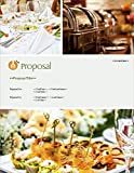 Proposal Pack Catering #1 - Business Proposals, Plans, Templates, Samples and Software V18.0