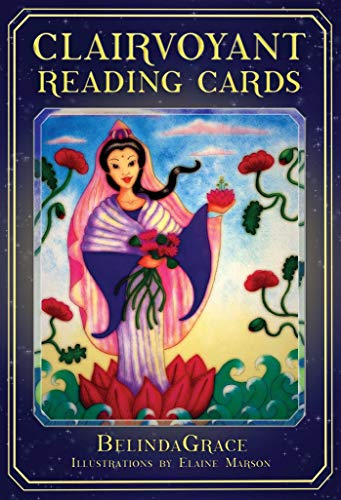 Clairvoyant Reading Cards (Reading Card Series) (Oracle Of Seasons And Oracle Of Ages)