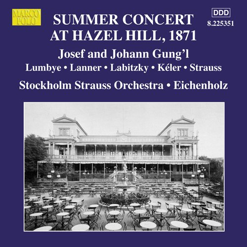 Summer Concert at Hazel Hill & Stockholm in 1871 (Store In A Cool Dry Place Mean)