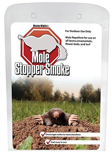 Messina Wildlife 073181 Mv-S-020 Mole & Vole Stopper Smoker, 2 Pack
