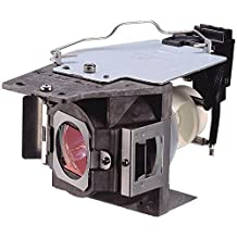 CTLAMP High Quality LCD Projector Lamp Replacement 5J.J7L05.001 with Housing for Benq HT1075 / HT1085ST / W1070 / W1080ST / RLC-072 by CTLAMP