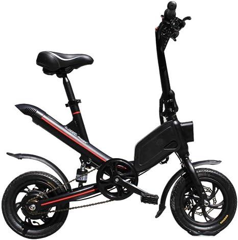 Joyfitness 12 Pulgadas Bicicleta eléctrica Plegable Mini-Drive ...