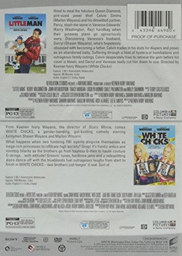 Little Man / White Chicks - Vol