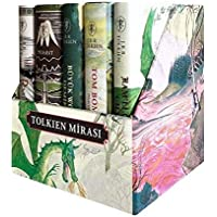 Tolkien Mirası Seti 5 Kitap Takım Kutulu Ciltli 5 Kitap