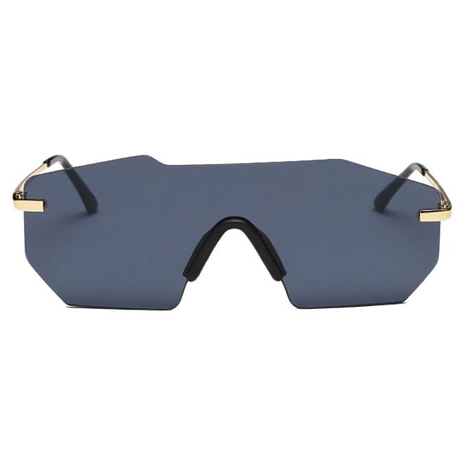 2017 Modelos Sin Marco Personalizado Gafas De Sol Unisex ...