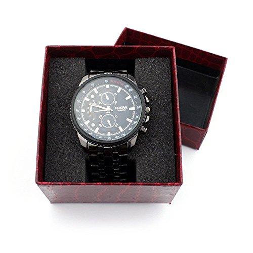 START Crocodile Durable Present Gift Box Case For Bracelet Bangle Jewelry Watch Box