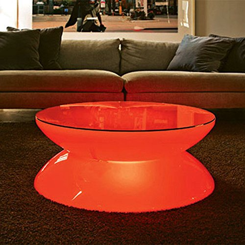 Outdoor Plastic Lighted Furniture in US - 1