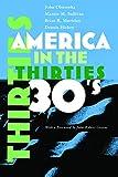 America in the Thirties, Marnie M. Sullivan and John Olszowka, 0815633807